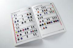 服装说明书印刷设计排版-Saloman