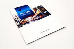 样本印刷设计排版-Myriad
