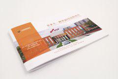 样本印刷设计排版-枫华国际学校