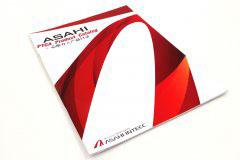 样本印刷设计排版-ASAHI