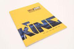 样本印刷设计排版-car king