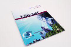 样本印刷设计排版-VENTLAND