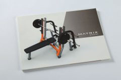 样本印刷设计排版-Matrix