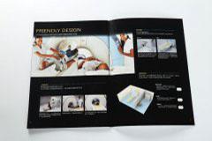样本印刷设计排版-hitachi