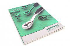 画册设计印刷排版-SATA