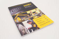 画册设计印刷排版-GITI