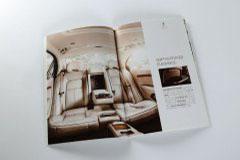 画册设计印刷排版-Volvo