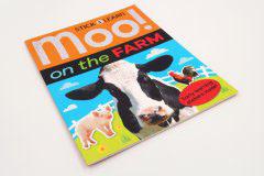 书刊印刷设计排版-on the farm