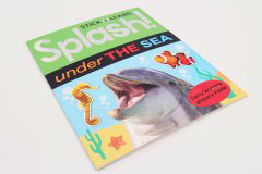 书刊印刷设计排版-under the sea
