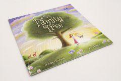 书刊印刷设计排版-THE FAMILY TREE