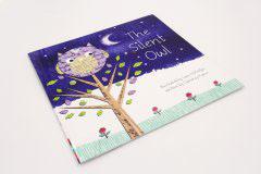 书刊印刷设计排版-THE SLIENT OWL