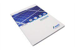 折页设计印刷排版-追日电气