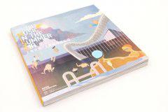 杂志印刷设计排版-上海夏季音乐节