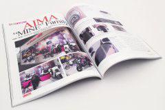 杂志印刷设计排版-CHINACYCLE-2