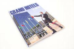 杂志印刷设计排版-GRAND HOTELS