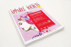 杂志印刷设计排版-服饰资源