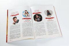 杂志印刷设计排版-克缇人