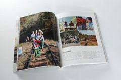 杂志印刷设计排版-城市旅游2