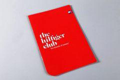 折页设计印刷排版-the hilfiger club