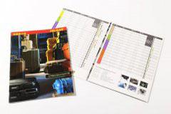 折页设计印刷排版-派力肯