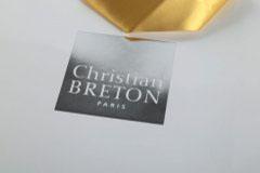 手提袋印刷设计-Christian breton