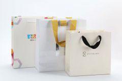 手提袋印刷设计-白卡纸