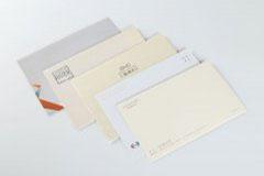 信封印刷设计定制-公司信封