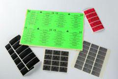 不干胶印刷设计定制-CE认证标签