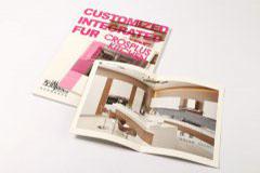 宣传册设计印刷排版-左尚明舍(整体家居)