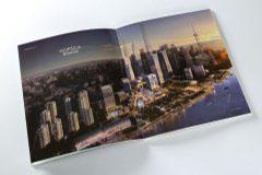 宣传册设计印刷排版-浦江国际