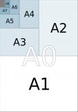 A4纸尺寸和设计印刷尺寸是多少?