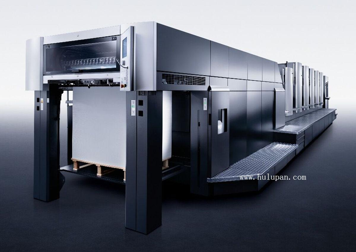 海德堡印刷机-对开六色印刷机械设备