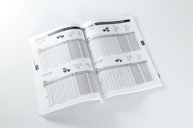 产品选型说明书印刷设计排版3