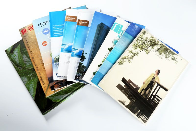 宣传册设计印刷排版