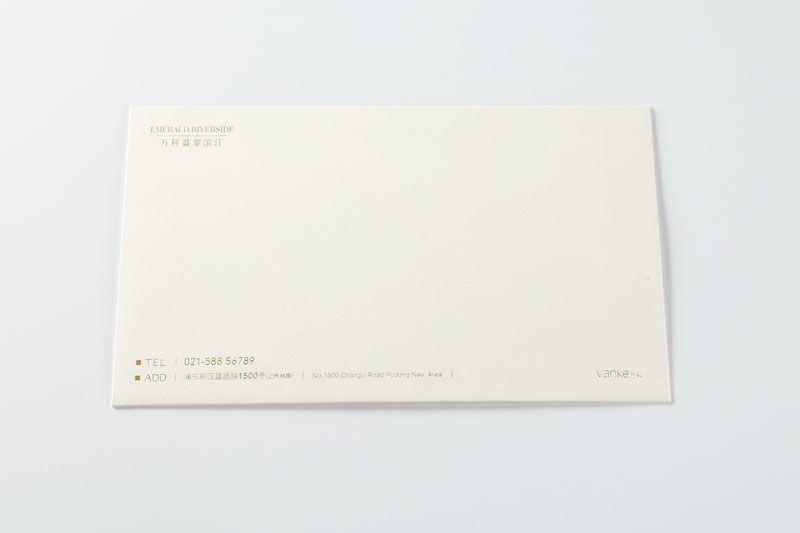 信封印刷设计定制