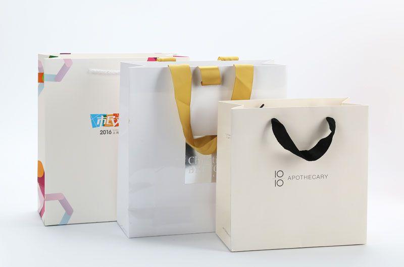 手提袋印刷设计-材质种类