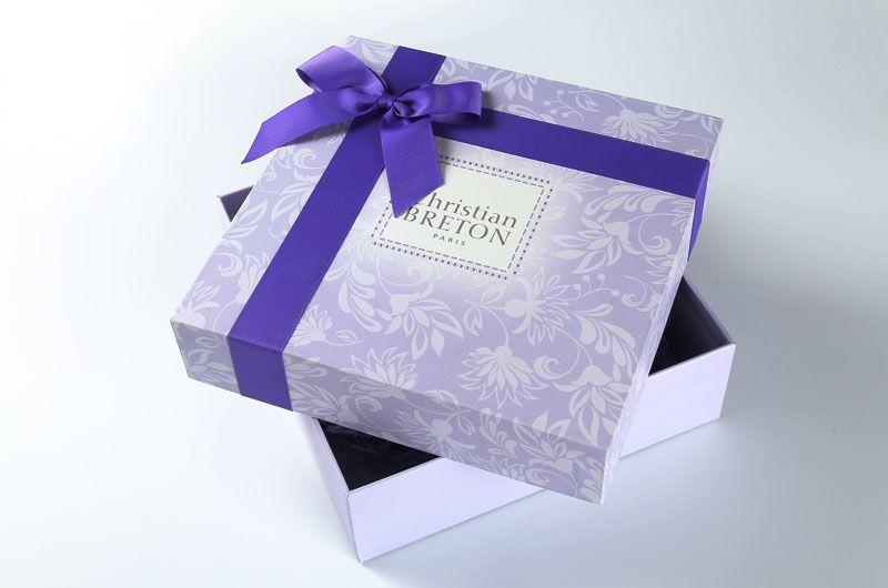礼品包装盒设计印刷定制1