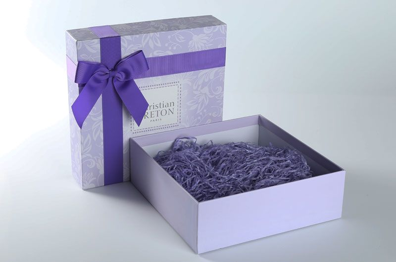 礼品包装盒设计印刷定制2