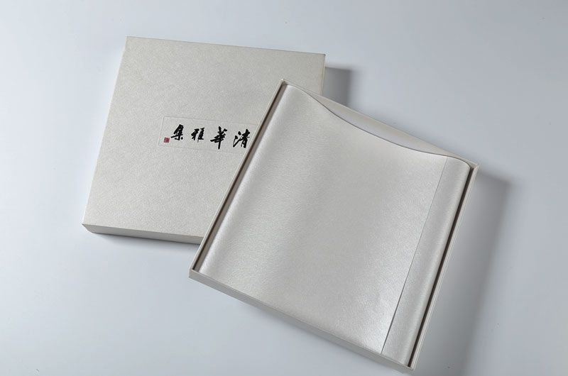 包装盒设计印刷定制-清华雅集4