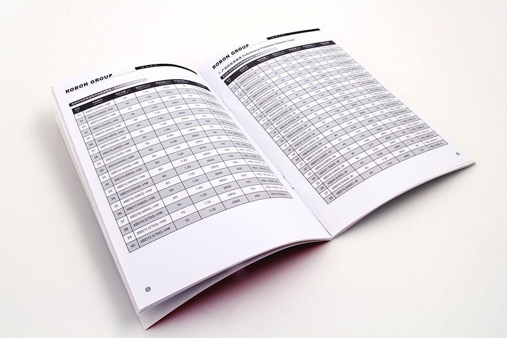 样本印刷设计排版